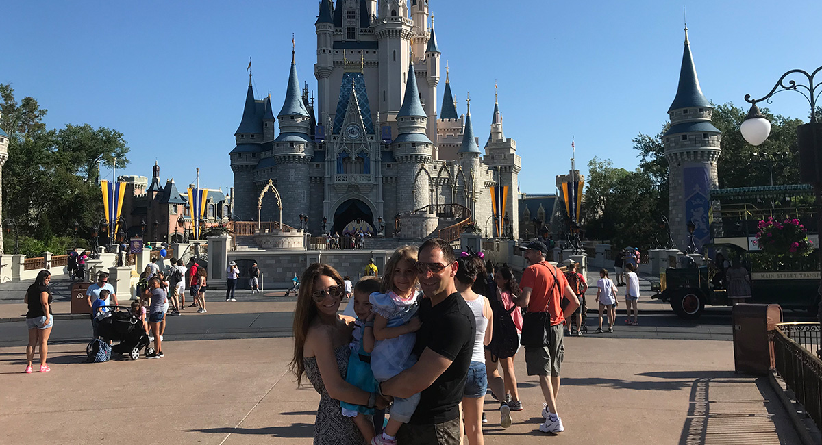 What Happened When Our Son Wore a Dress in Disney