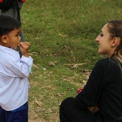 Un momento speciale - Cambogia