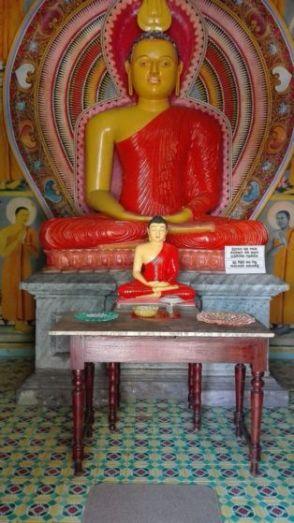 Statua del Buddha - Sri Lanka