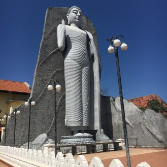 Buddha in piedi - Sri Lanka