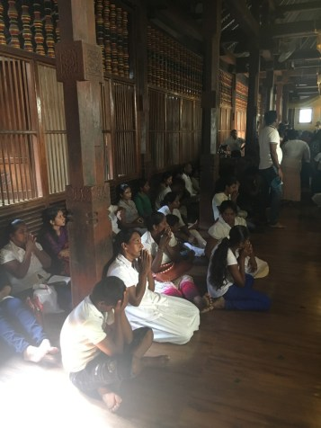 Preghiera - Sri Lanka