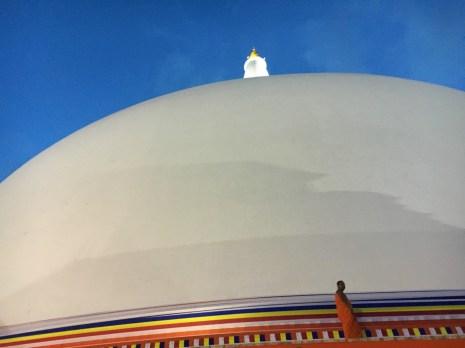 Stupa celebrativo - Sri Lanka