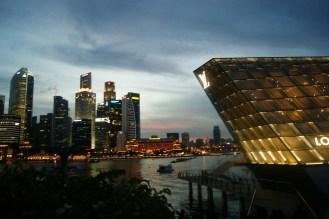 Baia di Singapore - Singapore