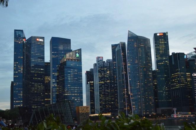 Grattacieli - Singapore
