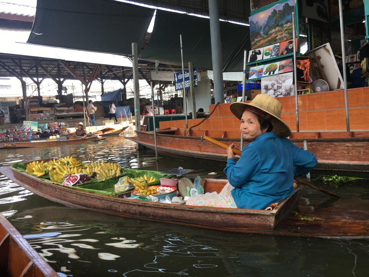 Un weekend a Bangkok