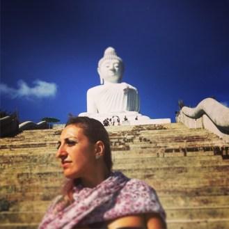 Buddha Bianco
