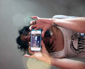 "Cristina Riminucci, AKA Gufina SG, promuove ""Maciste contro Freud"" - http://www.amazon.it/dp/B00K87SX0O"