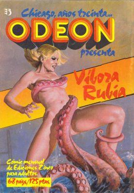 fumetto horror erotico 1