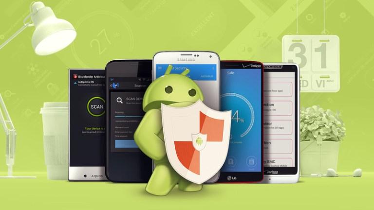 Android antivirus virus malware