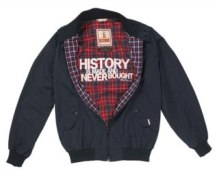 harrington-baracuta