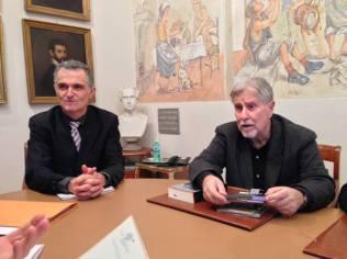 Ennio Clari, pianista, Cesare Orselli, musicologo