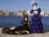 THE MASK OF VENEZIA