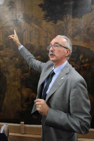 Marco Ciatti è il nuovo Soprintendente dell'Opificio delle Pietre Dure.
