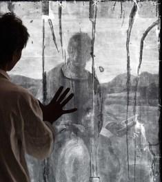 Radiografia della Madonna del Cardellino