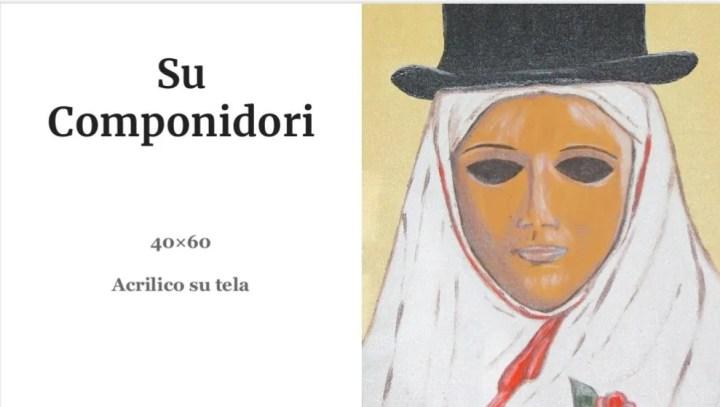 Quadri Alessia Mereu - Su Componidori