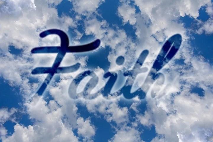 avere fede