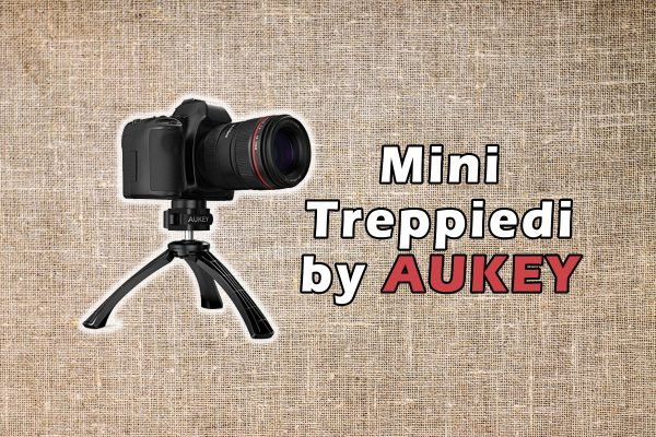 AUKEY: Mini Treppiedi