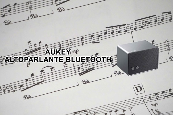 AUKEY Altoparlante Bluetooth