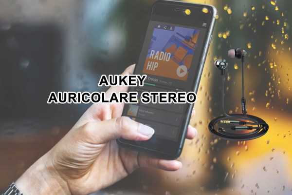 AUKEY Auricolare Stereo