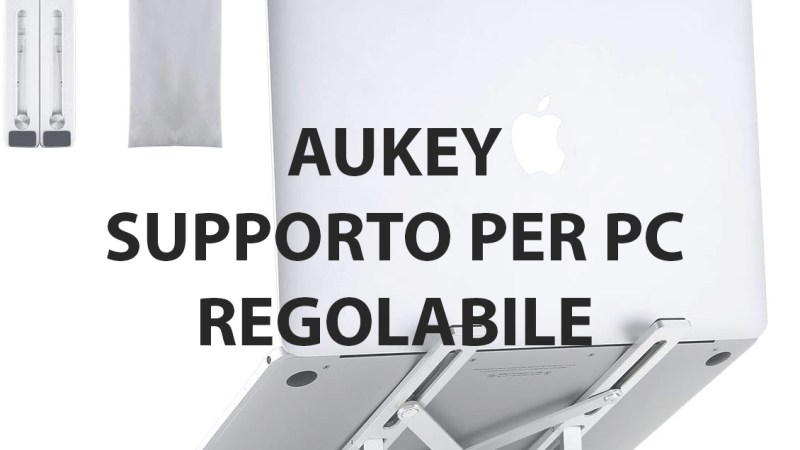 AUKEY Supporto per PC Portatile.