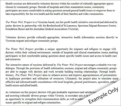 high school personal statement examples for guidance http www personalstatementsample net diamond geo engineering services