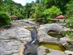 Seven Waterfalls Geopark Langkawi