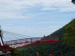 Seven Waterfalls Geopark Langkawi Malaysia