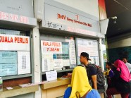 Ticket Sales Ferry Langkawi to Kuala Perlis