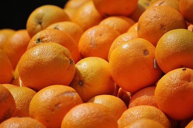 Recetas saladas con naranja de temporada