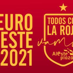 Eurocopa en Aleste Plaza