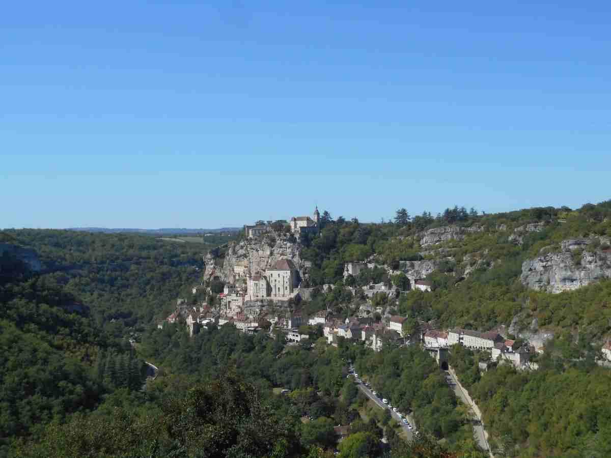 La Dordoña: de Rocamadour a La Roque Gaeac