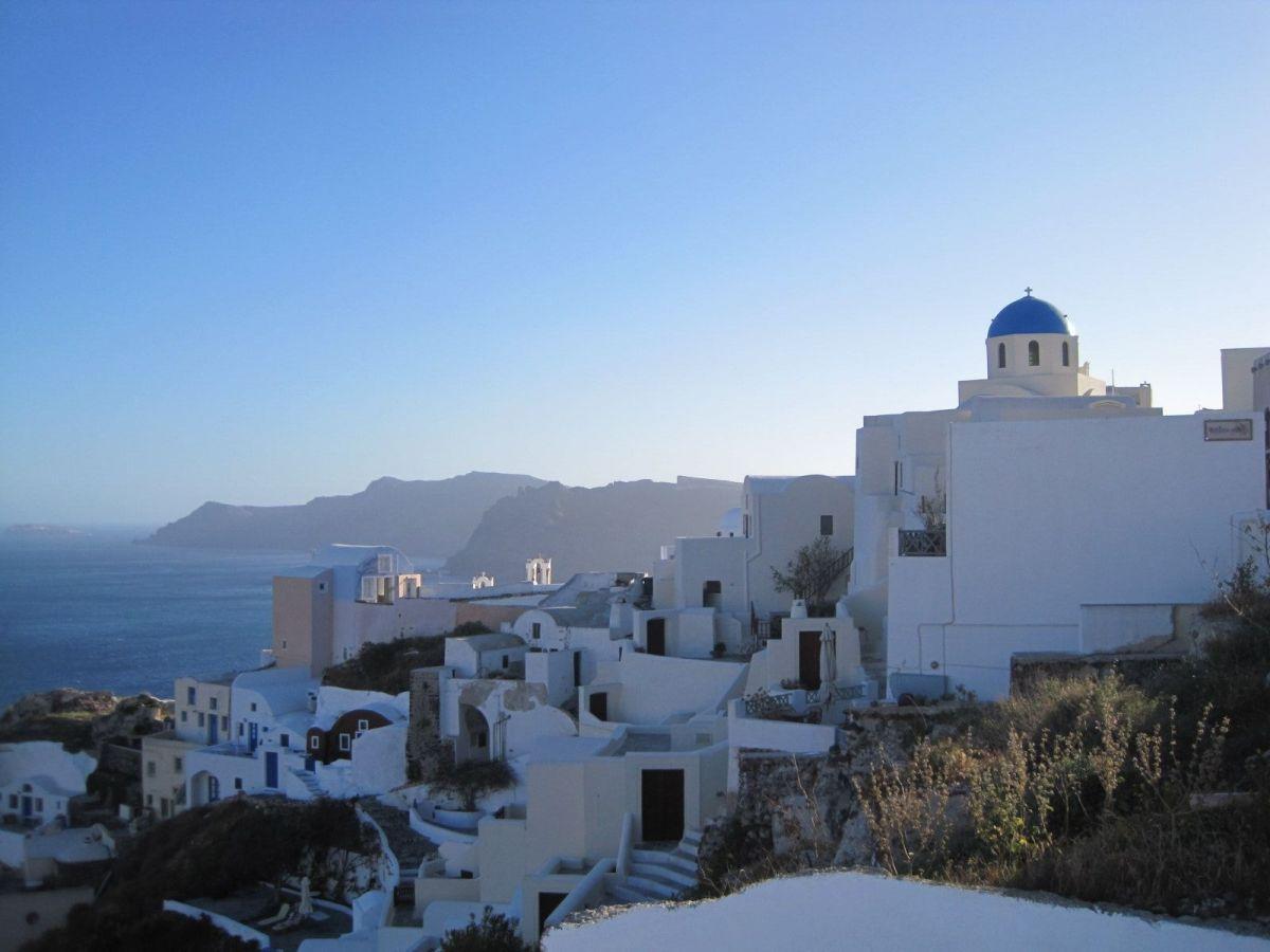 Callejeando por Santorini y Mykonos