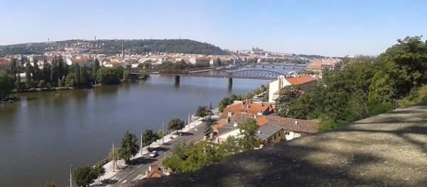 Mirador de Petrin, Praga