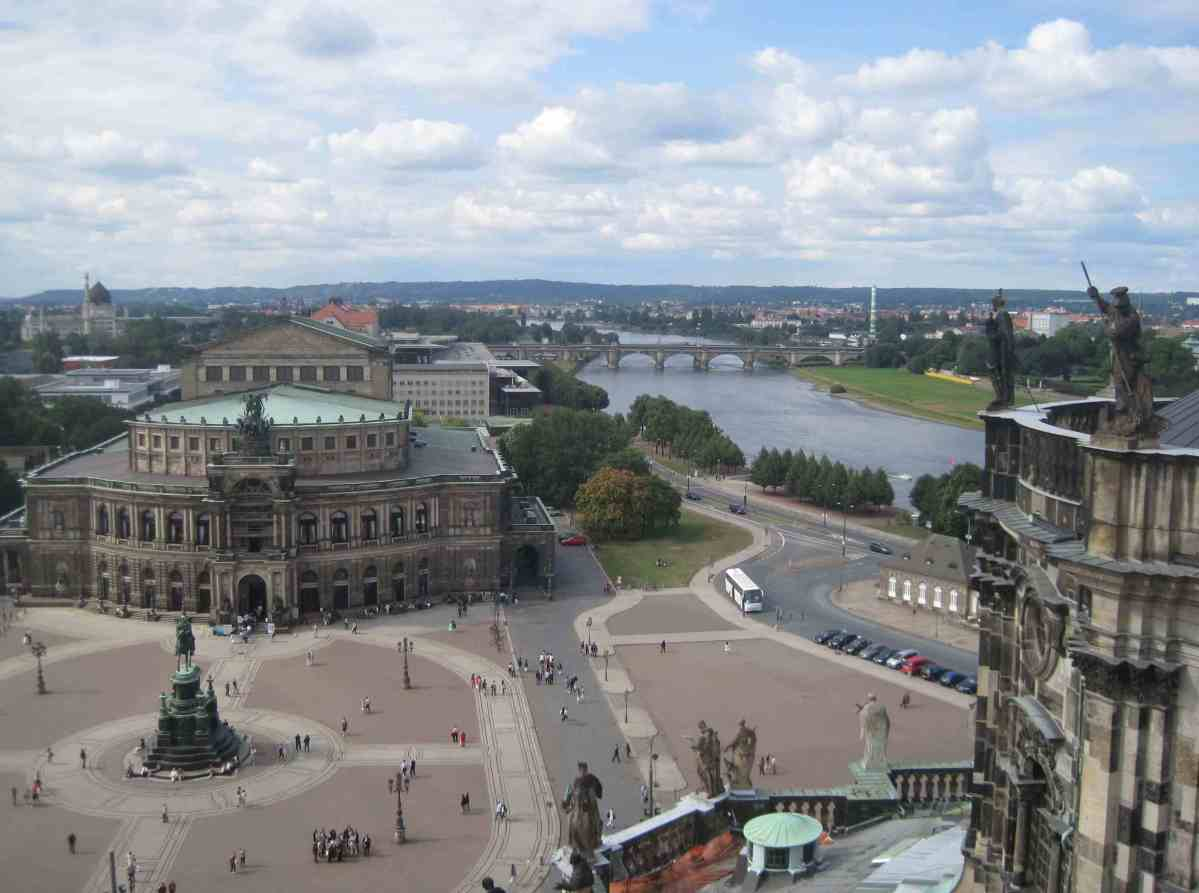 Dresde, Suiza Sajona y algunos lugares más