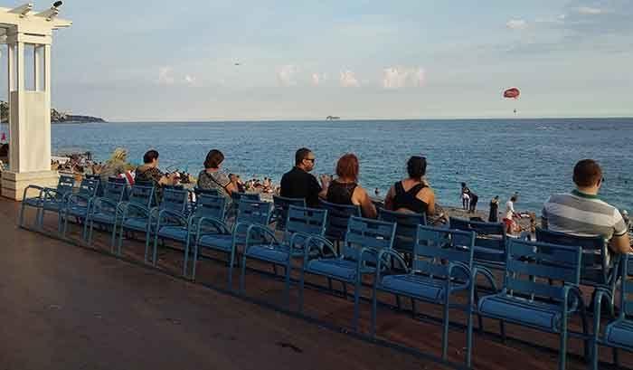 Promenade des Anglais, Niza