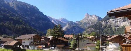 Kandersteg, Suiza