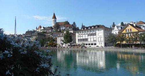 Thun, Suiza