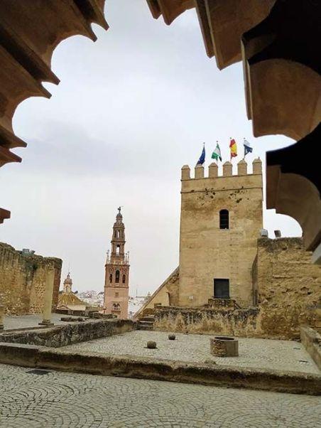 Alcázar Puerta de Sevilla, Carmona