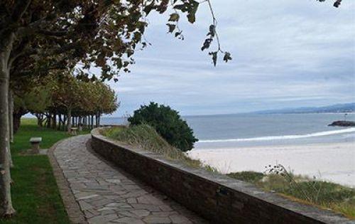 Ruta de las playas en Foz