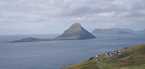 Desde Tórshavn a Kirkjubøur