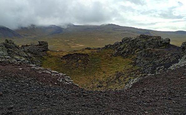 Cráter Saxhóll