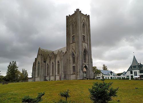 Catedral católica de Reikiavik