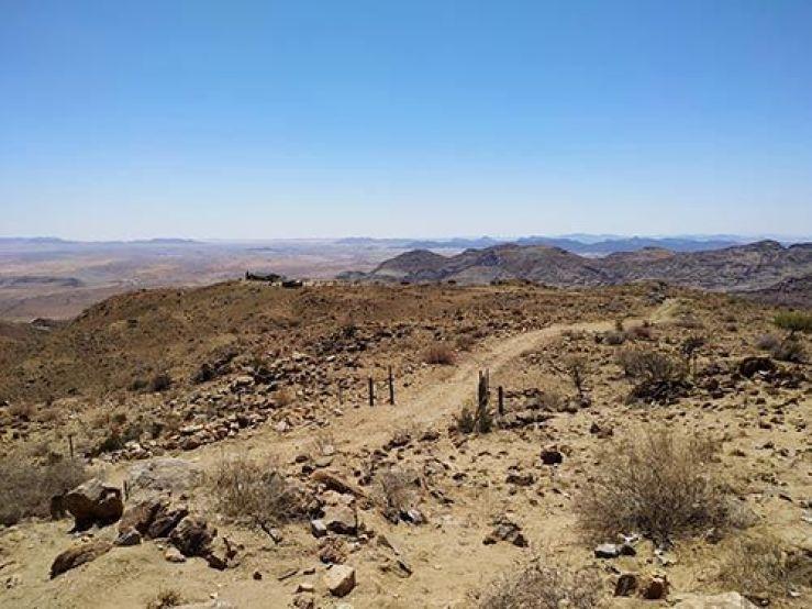 Spreetshcoste Pass, Namibia