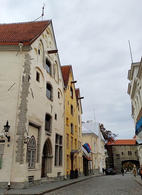 Capital de Estonia