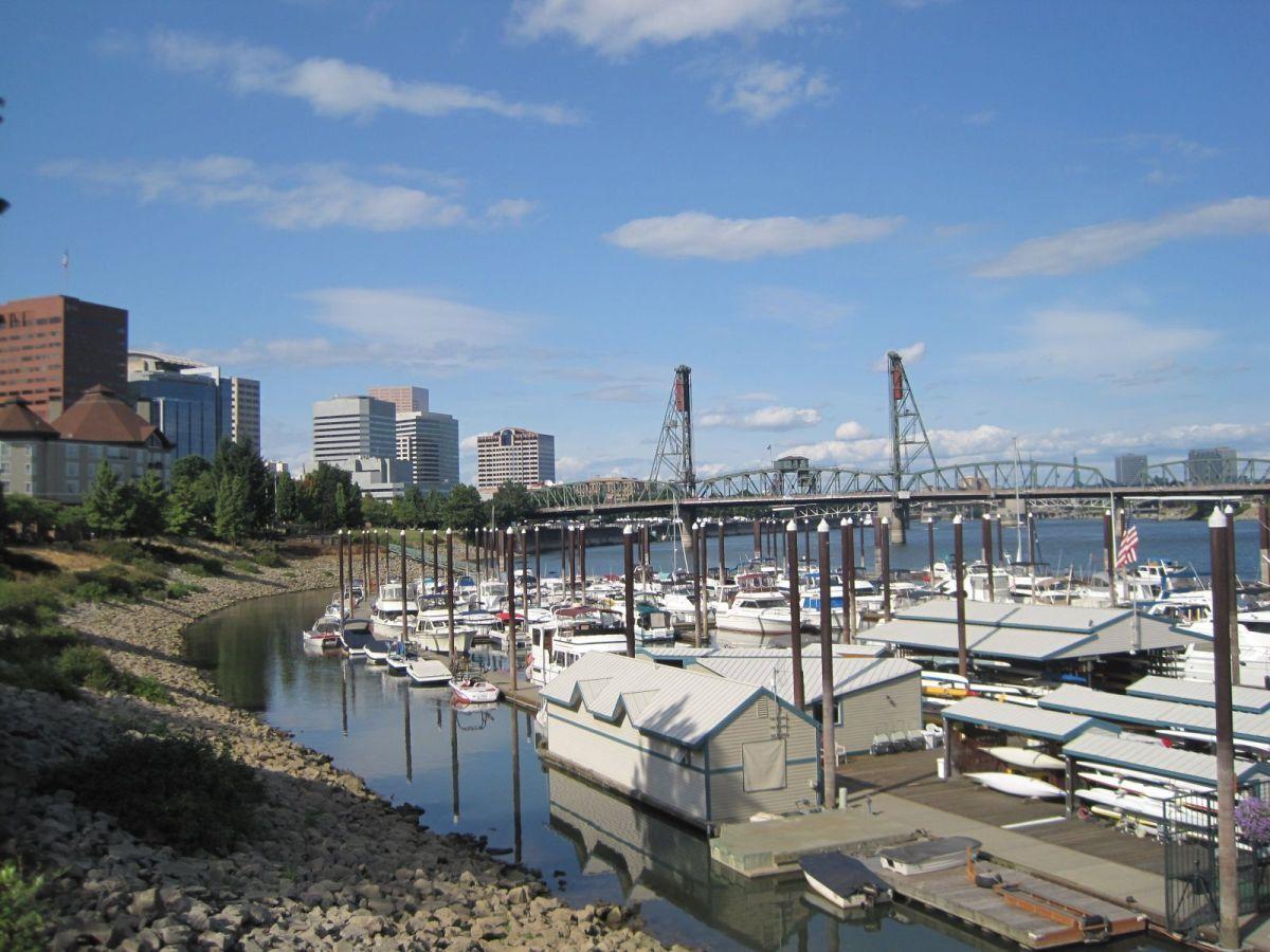 Portland, una ciudad que sorprende