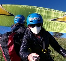 Video: Paragliding in Panticosa