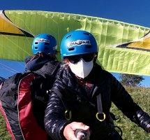 Video: Paragliding in Panticosa
