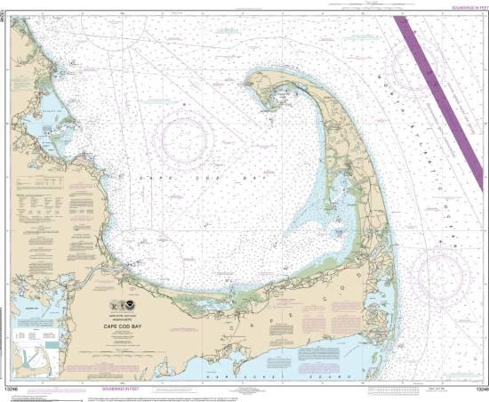 NOAA-chart-13246