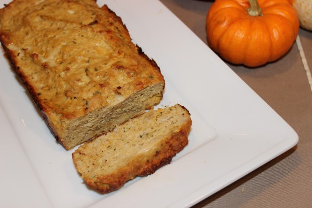 pumpkin turkey meatloaf - pumpkin everything Tuesday