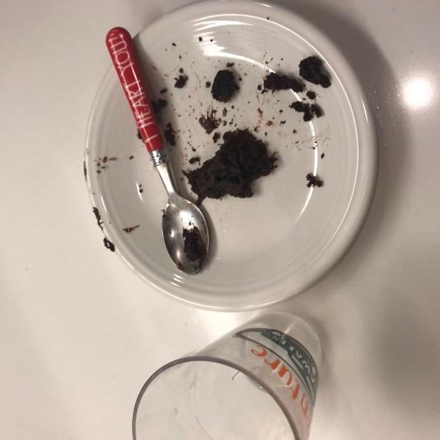 Gluten-Free Dark Chocolate Brownies